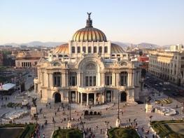 Palacio de Bellas Artes 2016