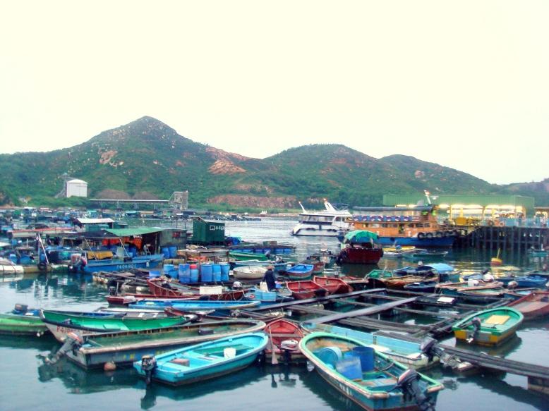 Lamma Island, Hong Kong 2009