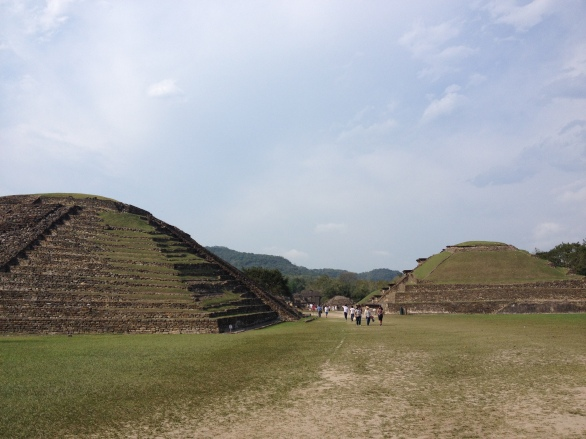 El Tajín is a pre-Columbian archeological site in Veracruz, Mexico