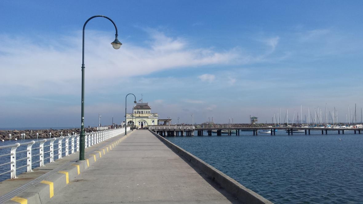Pier-Pavillion