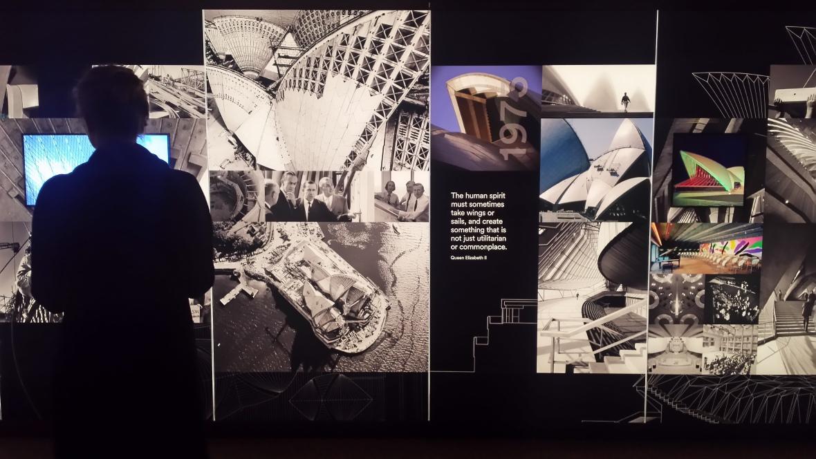 Sydney Opera Exhibition