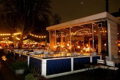 Enjoy the winter season! - Café am Neuen See