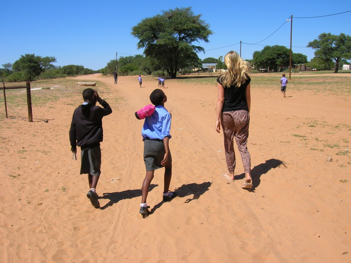 Kalahari Walk
