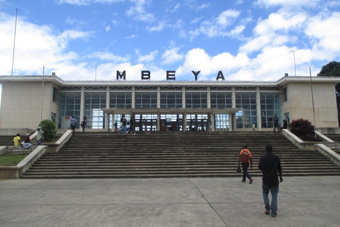 Mbeya station