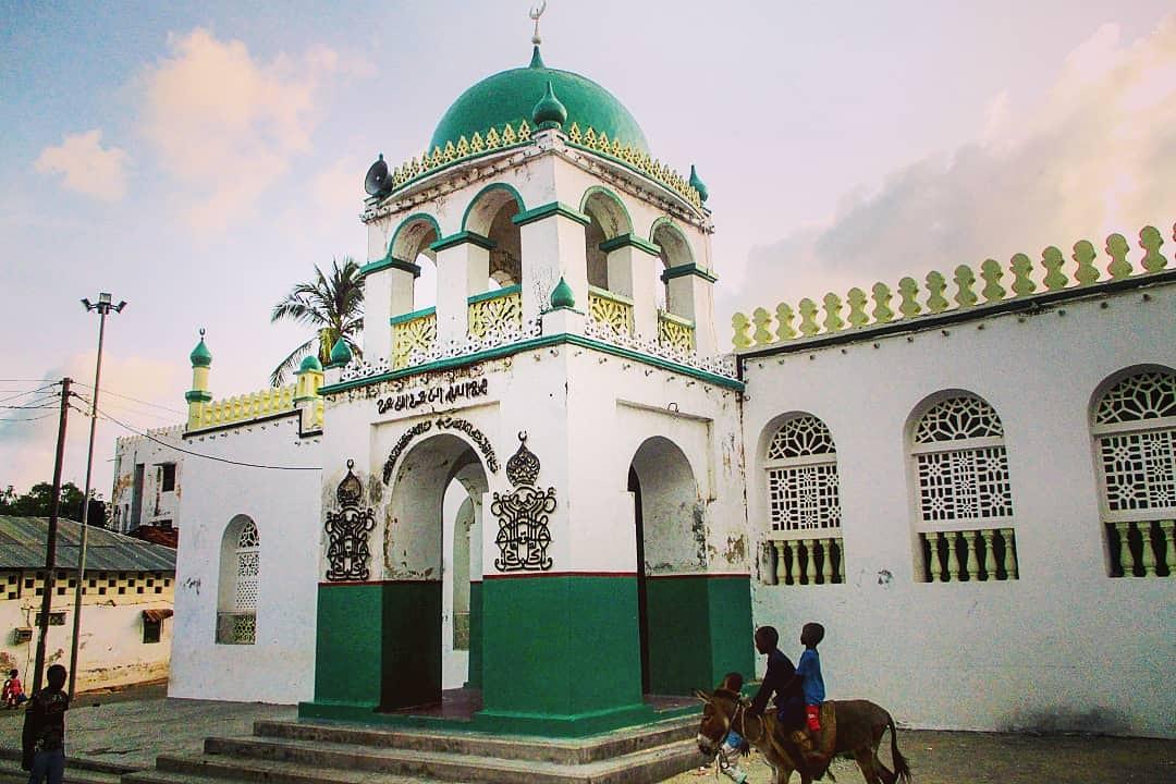 Riyada Mosque