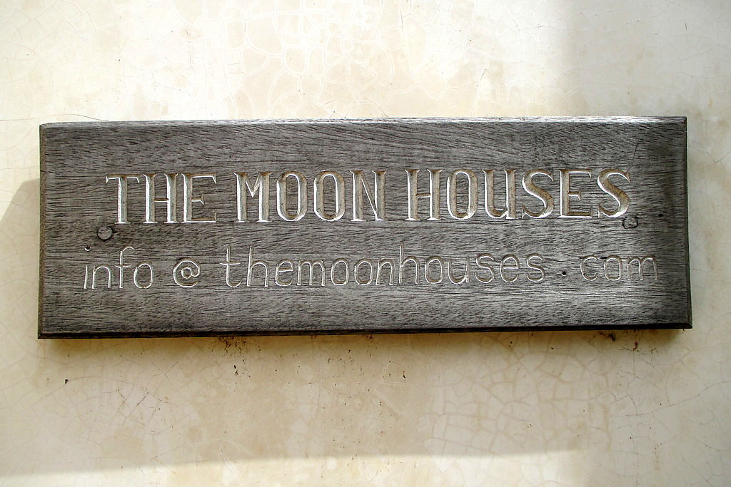 The Moon Houses