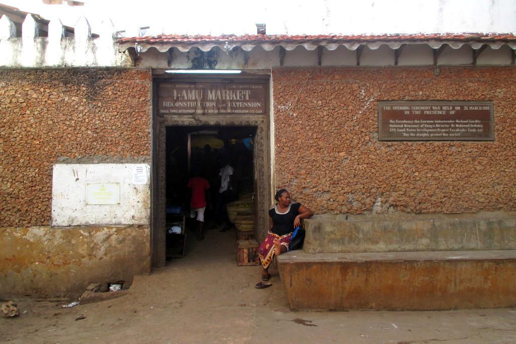 Lamu Market
