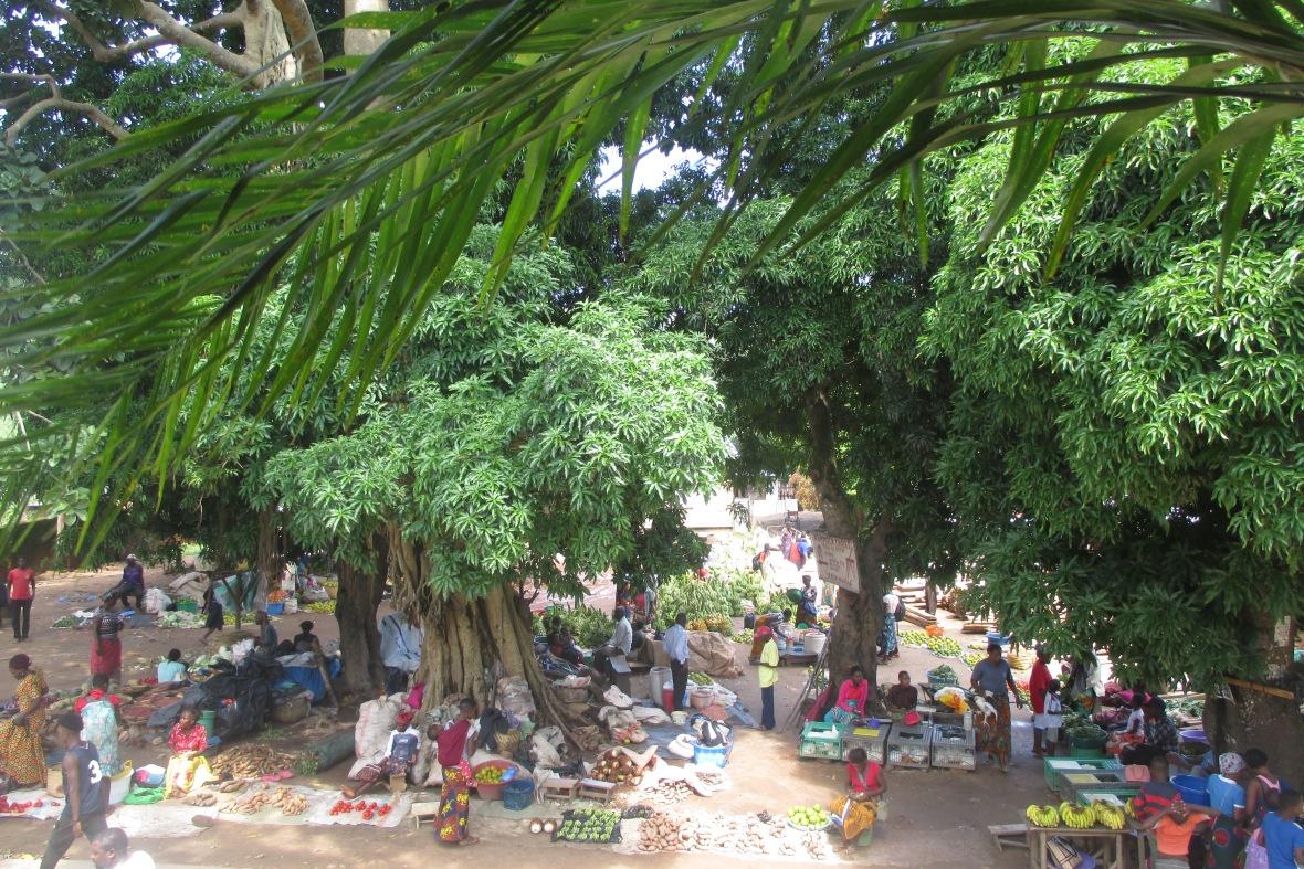 Nkhata Bay Market