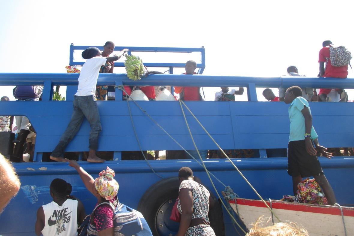 Likoma Island Ferry