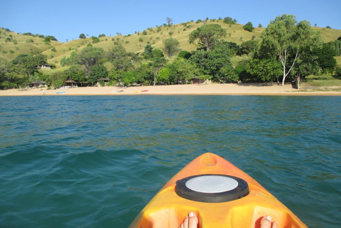 Likoma Kayaking