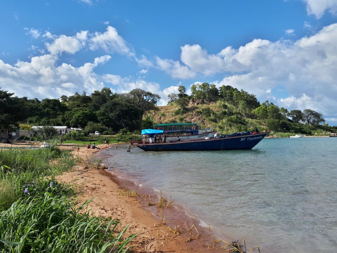 Likoma Boat