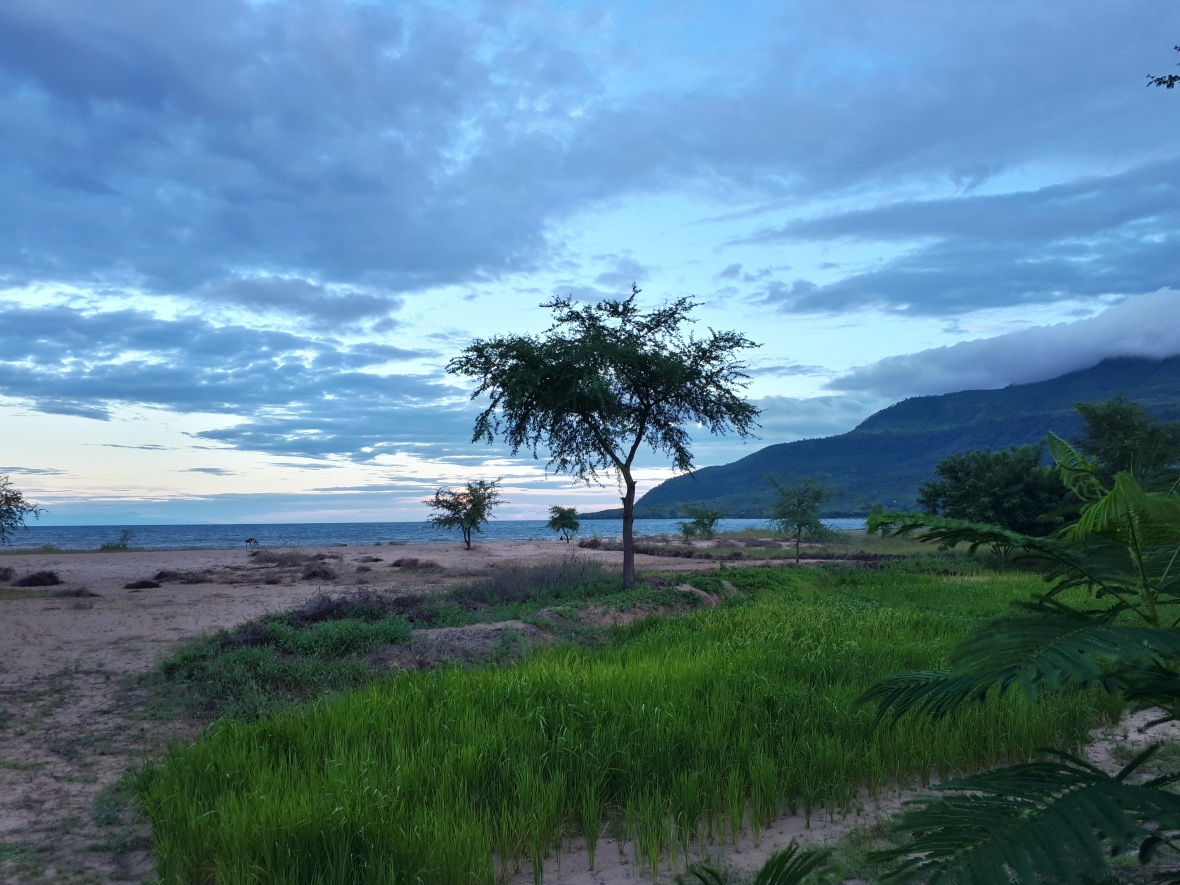 Sunset Lake Malawi