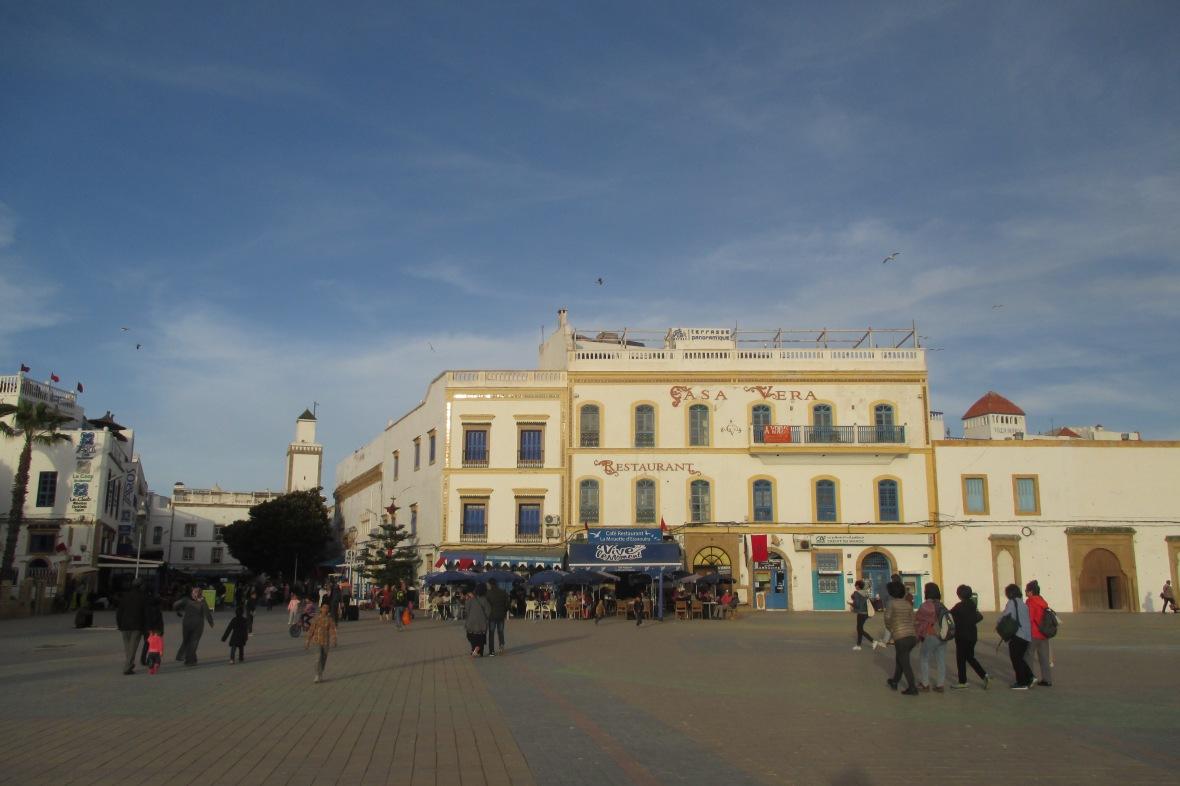 Essaouira square