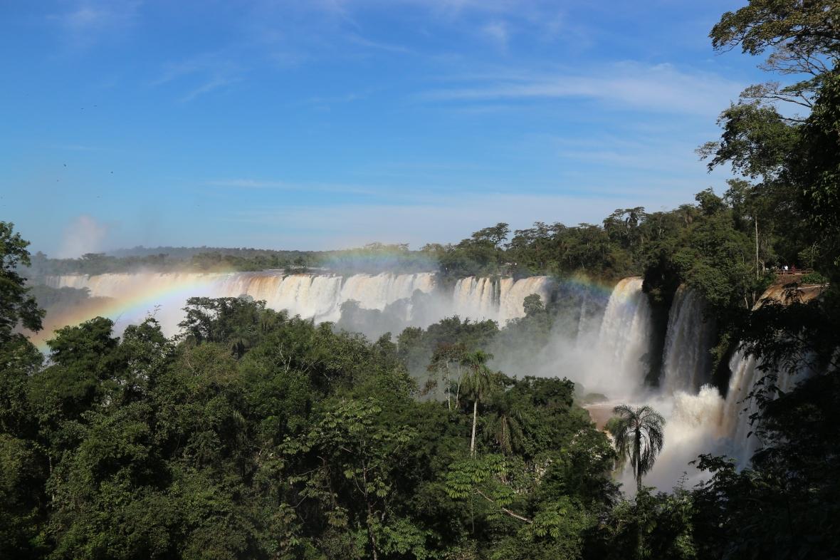 argentine Iguazú Falls
