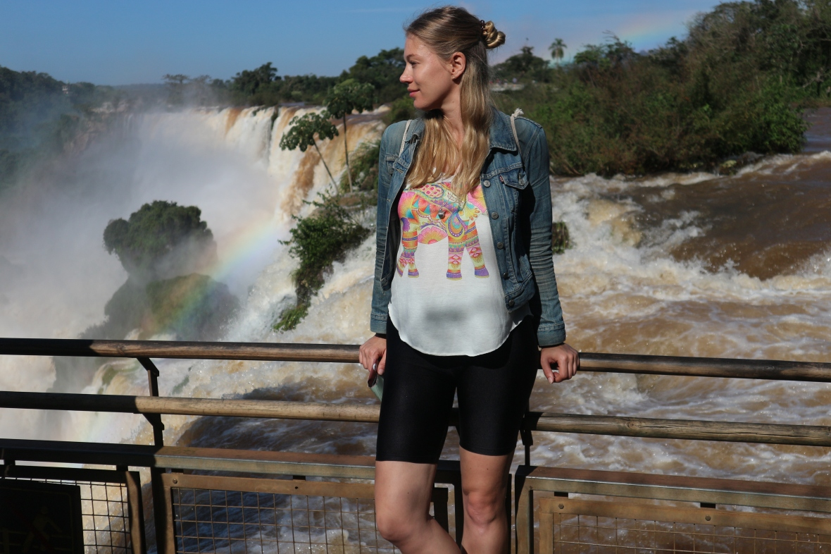incredible Iguazú Falls