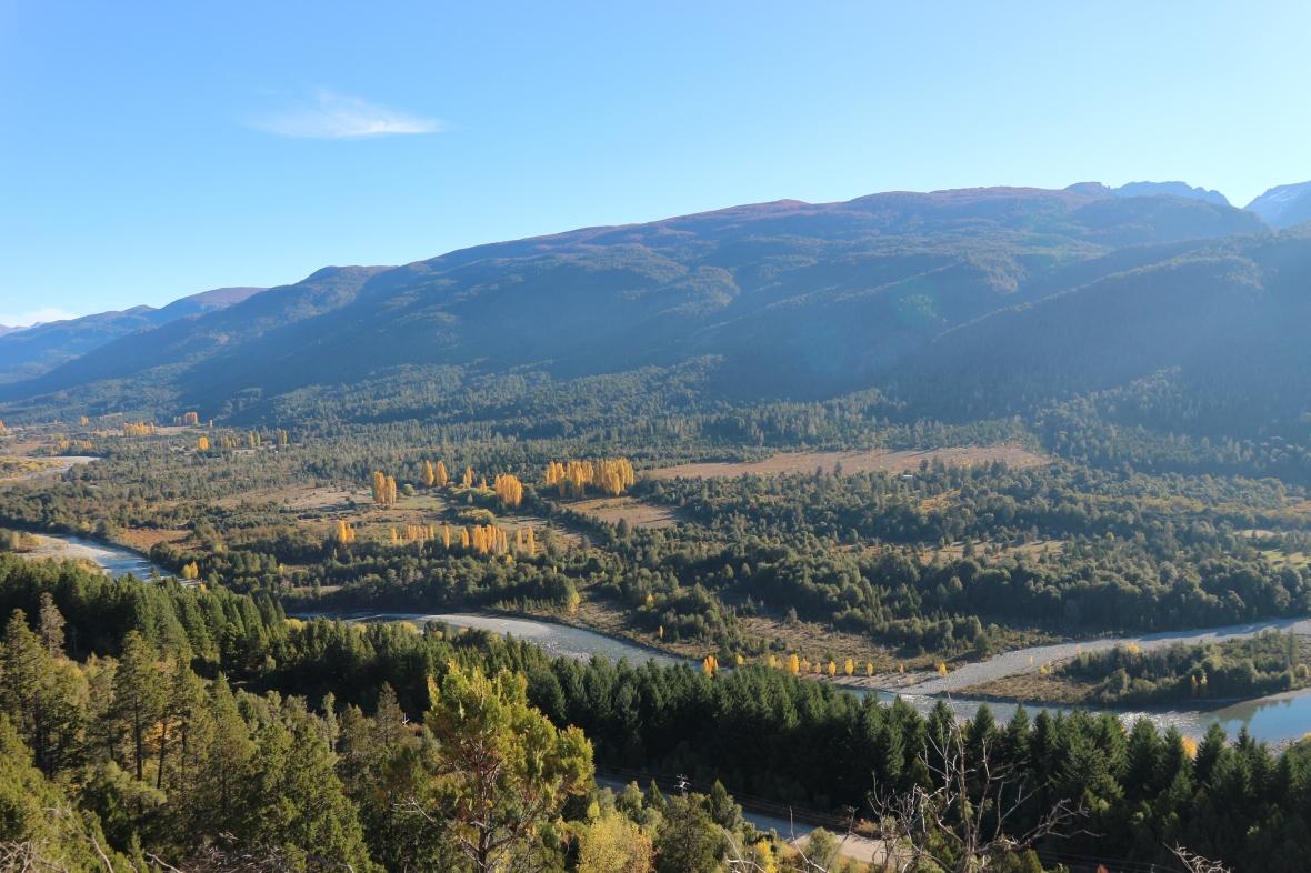 el bolson valley