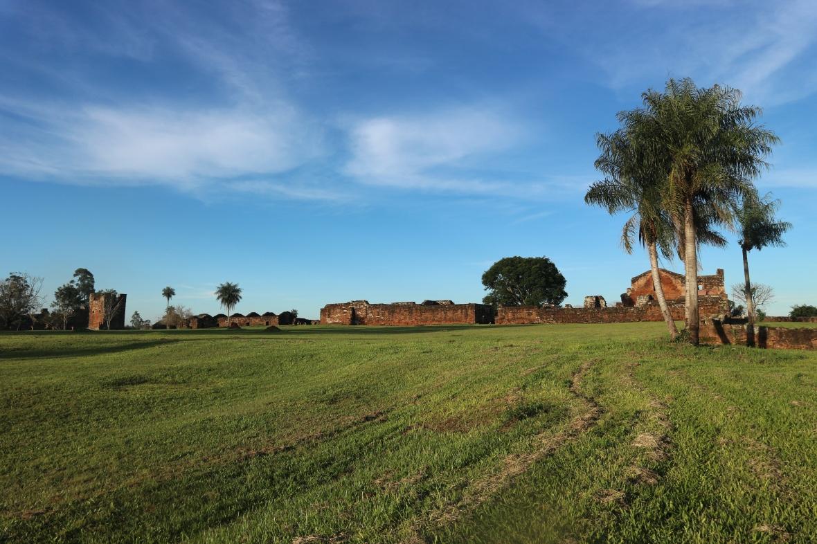 ruins Trinidad