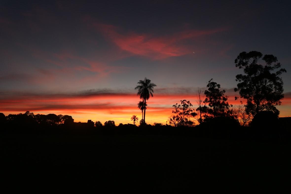 sunset Trinidad